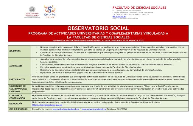 OBSERVATORIO SOCIAL_presentac